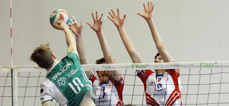 Play-off: Indykpol AZS Olsztyn czeka na Jastrzębski Węgiel