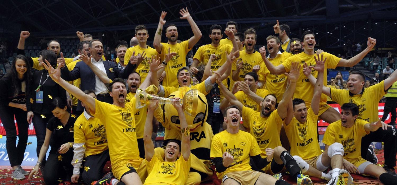 PGE Skra Bełchatów zwycięzcą Pucharu Polski!