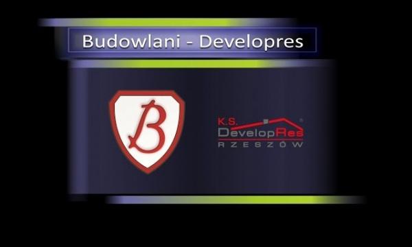 Młoda Liga Kobiet 2016: Budowlani Łódź – Developres SkyRes V LO Rzeszów (1. półfinał)