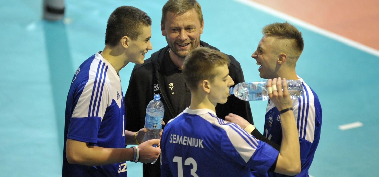Kamil Semeniuk najlepszym siatkarzem Młodej Ligi sezonu 2015/2016
