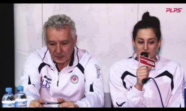 Przeżyjmy to jeszcze raz: konferencje w trakcie turnieju finałowego Młodej Ligi Kobiet 2016