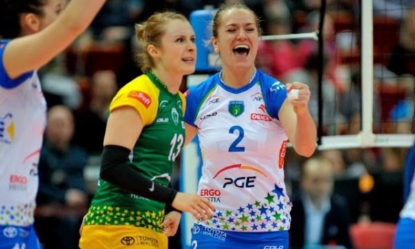 Półfinał ORLEN Ligi: PGE Atom pokonał Impel