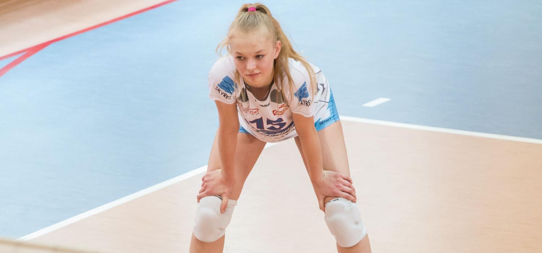 Najlepsze zawodniczki sezonu 2015/2016 Młodej Ligi Kobiet