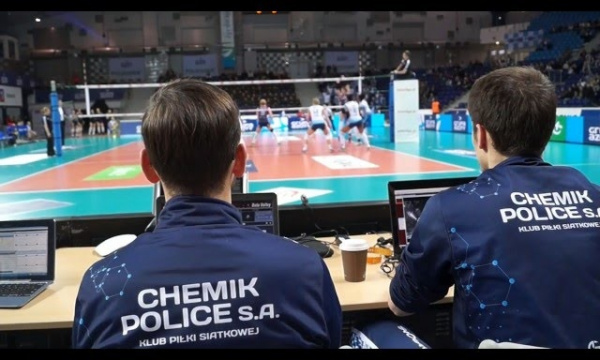 #Poznajciesztab - Przemysław Kawka (statystyk) Chemika Police