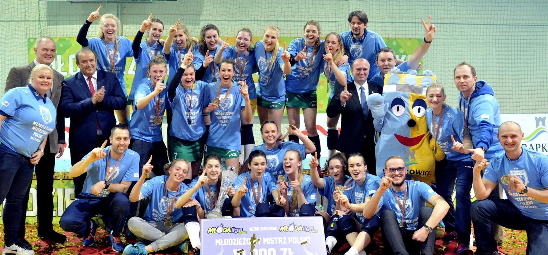 Bilans sezonu 2015/2016 Młodej Ligi Kobiet