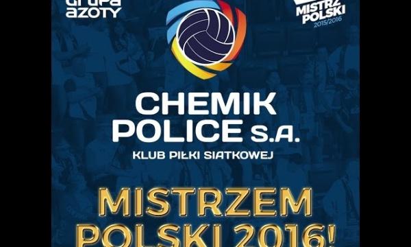 Kulisy zdobycia mistrzostwa Polski