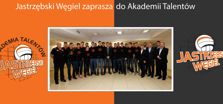 Jastrzębski Węgiel zaprasza do Akademii Talentów