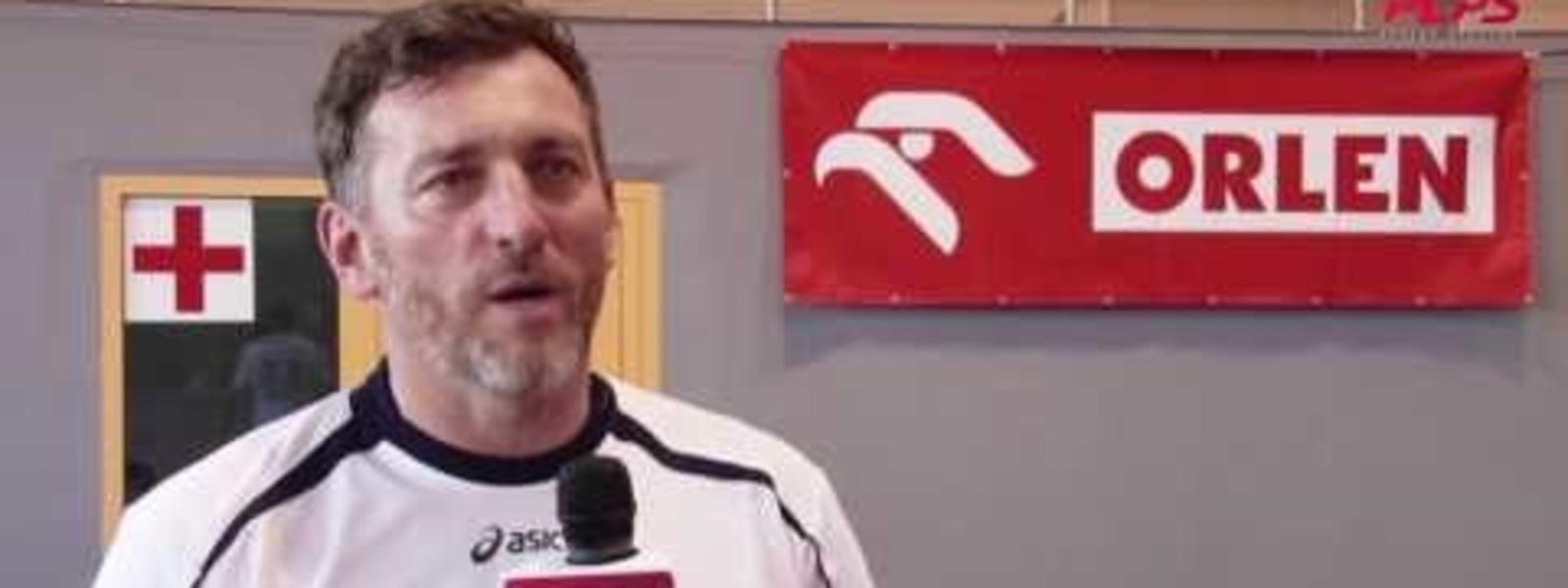 Dariusz Parkitny: siatkówka to nasza miłość