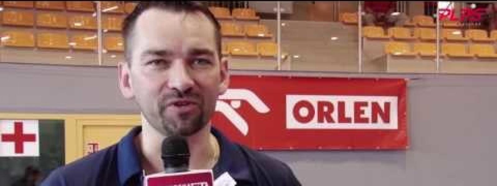 Sebastian Świderski: chcemy dograć do kategorii plus 60