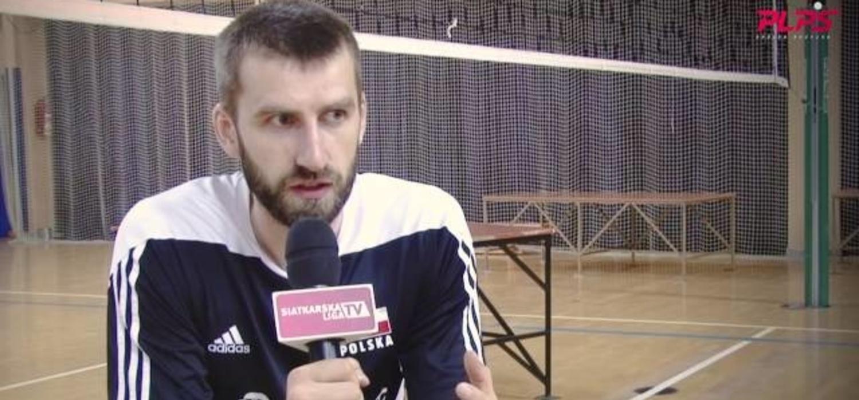 Marcin Możdżonek: na igrzyskach trzeba uważać
