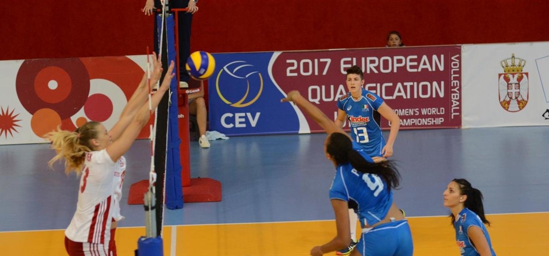 Porażka z Włochami w eliminacjach do MŚ U23