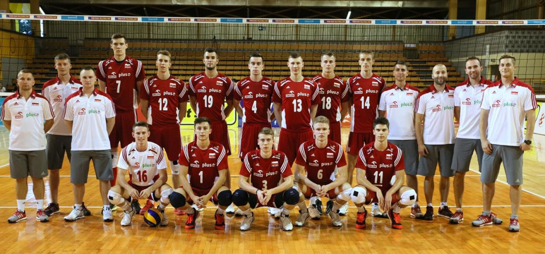 Eliminacje MŚ U23: pewna wygrana polskich siatkarzy