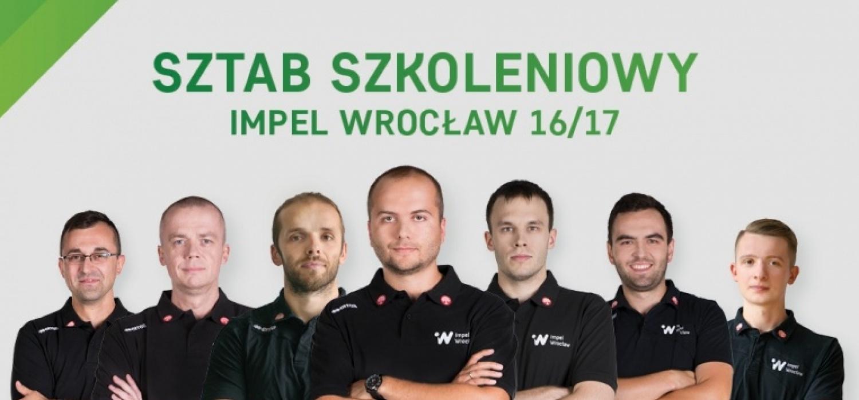 Zmiany w sztabie szkoleniowym Impela Wrocław