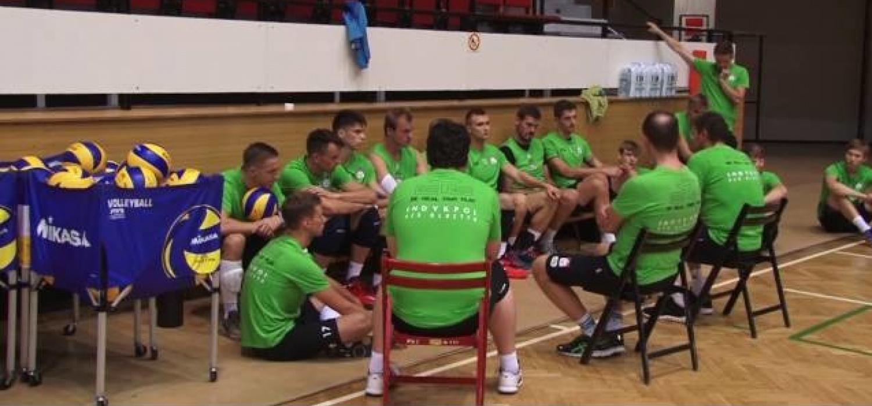 Daniel Pliński: to mój dwudziesty sezon w lidze