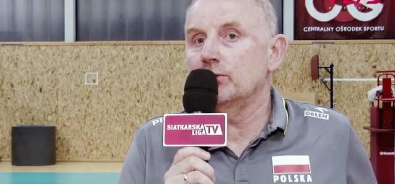 Jacek Nawrocki: rośnie poziom kobiecej siatkówki na świecie