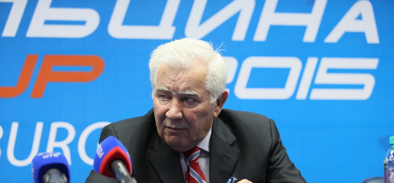 Nikołaj Karpol wraca na ławkę trenerską Rosji
