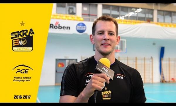 Bartek Kurek trenuje z PGE Skrą