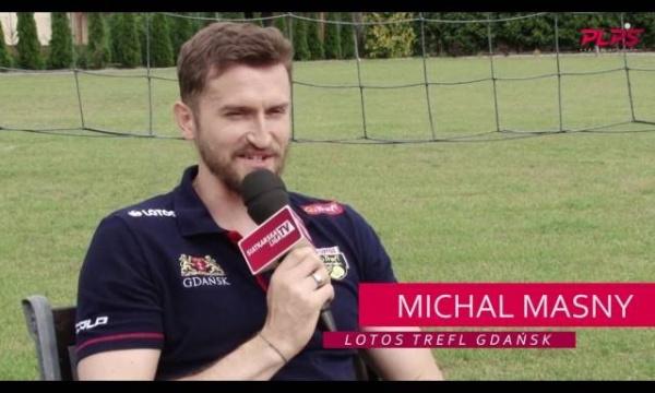 Michal Masny: do Gdańska przyszedłem, by zdobyć medal