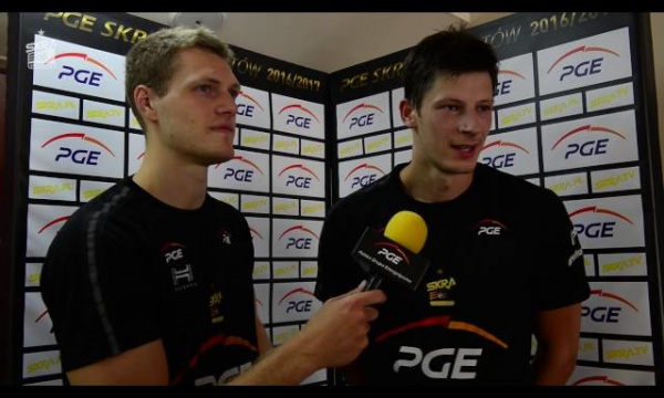 Rozmawiali dwaj Serbowie