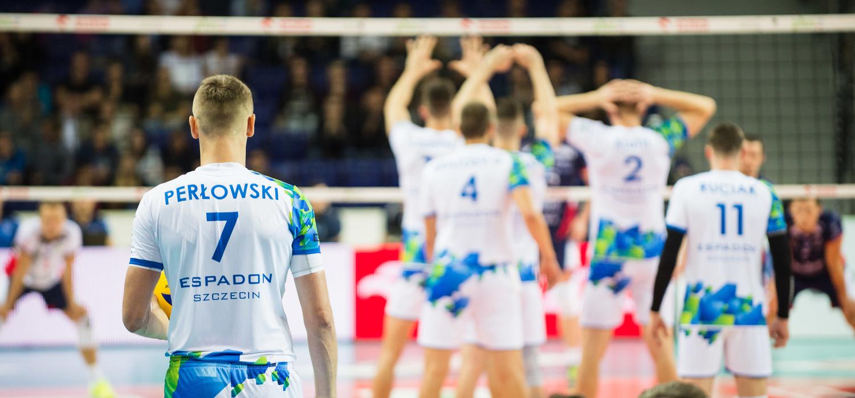 Mistrz Polski wygrywa w Szczecinie