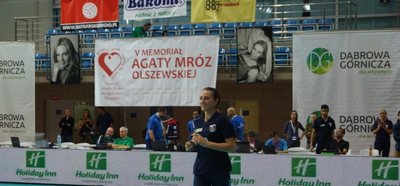 Drugie zwycięstwo Tauronu MKS w Memoriale Agaty Mróz-Olszewskiej