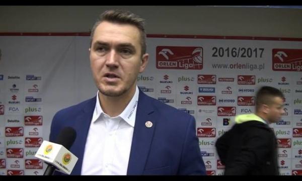 Trenerskie wypowiedzi po meczu w Bielsku-Białej