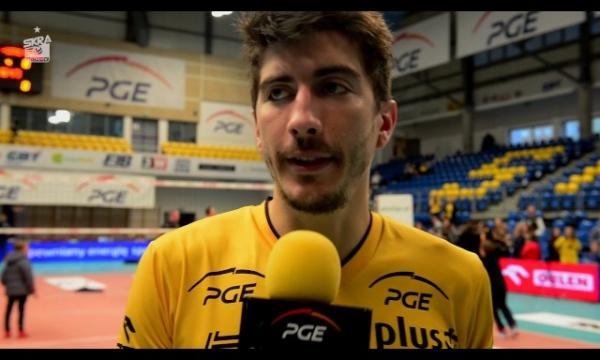 Nicolas Uriarte: Publiczność bardzo nam pomogła