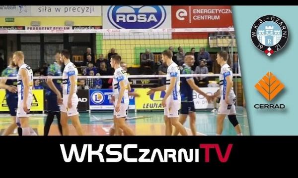 Cerrad Czarni Radom - Espadon Szczecin