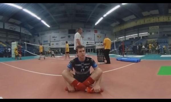 Tomek Fornal w 360 stopniach po meczu z PGE Skrą