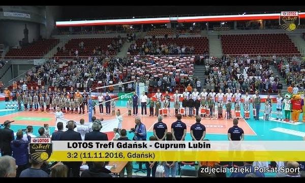 LOTOS Trefl Gdańsk - Cuprum Lubin