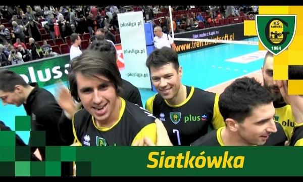 Piotr Gruszka po wygranej GieKSy z Lotosem Trefl Gdańsk