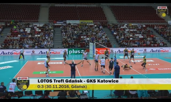 LOTOS Trefl Gdańsk - GKS Katowice
