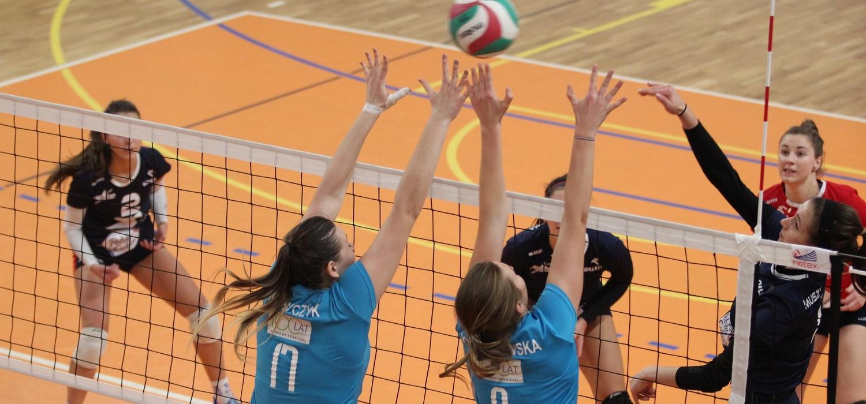 Sobota z Młodą Ligą Kobiet U-23 – grupa B: Nie ma już niepokonanych