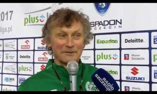 Wypowiedzi po meczu Espadon Szczecin - AZS Częstochowa