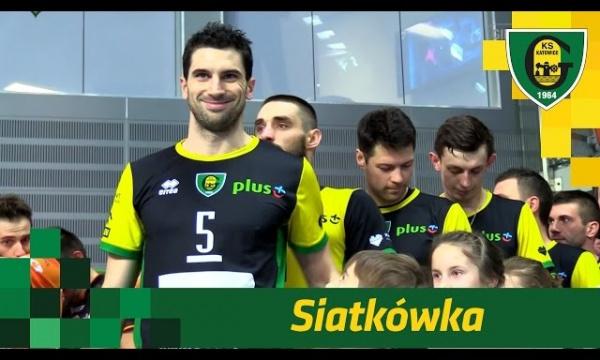 Piotr Gruszka po meczu GKS-u Katowice z Cuprum Lubin
