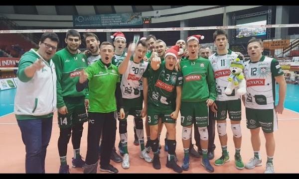 Święta z AZS Olsztyn