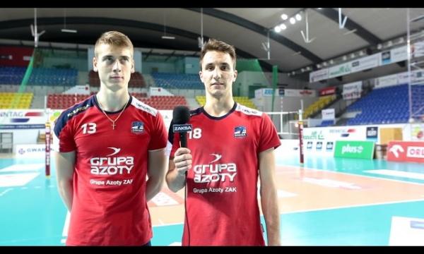 Korneliusz Banach oraz Kamil Semeniuk zapraszają na ostatni mecz w 2016 roku