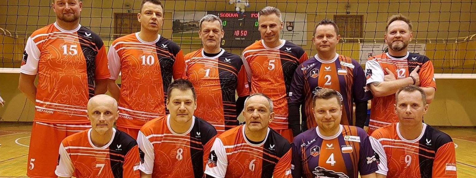 Złoto EEVZA dla Kaman Volley'a