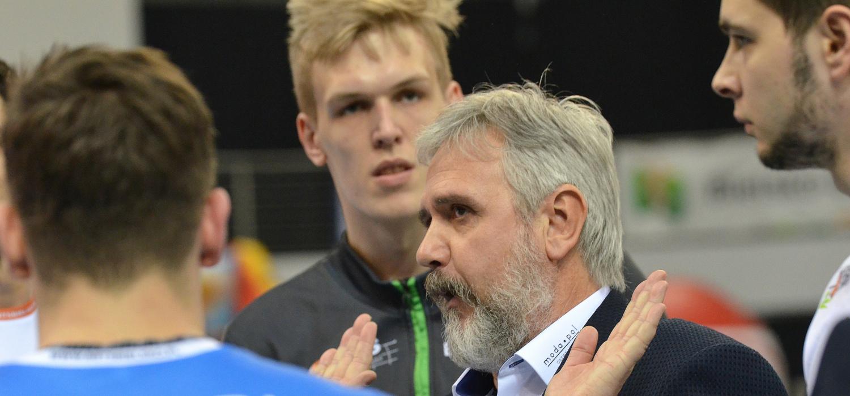 Rostislav Chudik: ten zespół musi walczyć