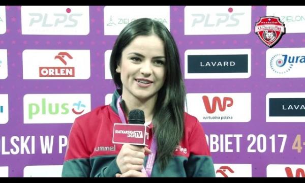 Przed finałem Pucharu Polski kobiet