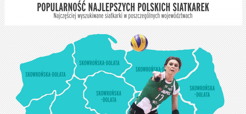 Polska Siatkówka w Internecie. Specjalny raport Onetu i Google Trends