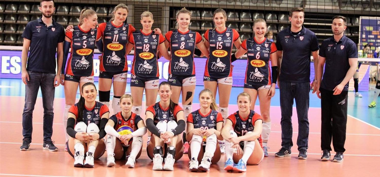 Puchar CEV: RC Cannes - Grot Budowlani Łódź 3:2