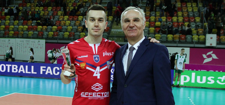 Marcin Komenda: ostatni mecz nie był za sześć, a za dzięwięć punktów