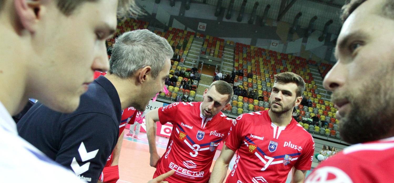 Sinan Tanik: początki mojej pracy nie były łatwe, ale już teraz widzę postępy w grze zespołu