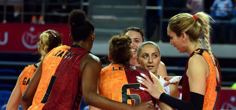 Galatasaray Stambuł rywalem Grotu Budowlanych Łódź w Pucharze CEV