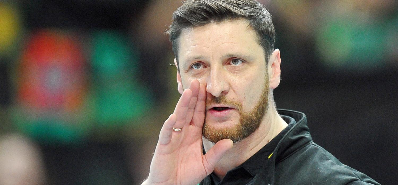Piotr Gruszka po meczu GieKSy z Jastrzebskim Weglem