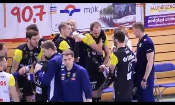 Cerrad Czarni Radom - LOTOS Trefl Gdańk
