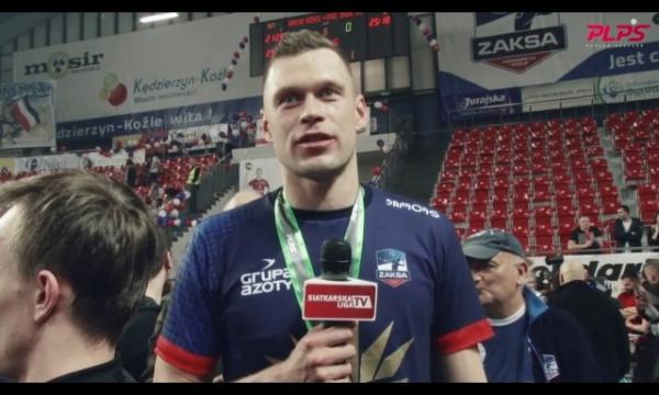 ZAKSA Kędzierzyn-Koźle mistrzem Polski!