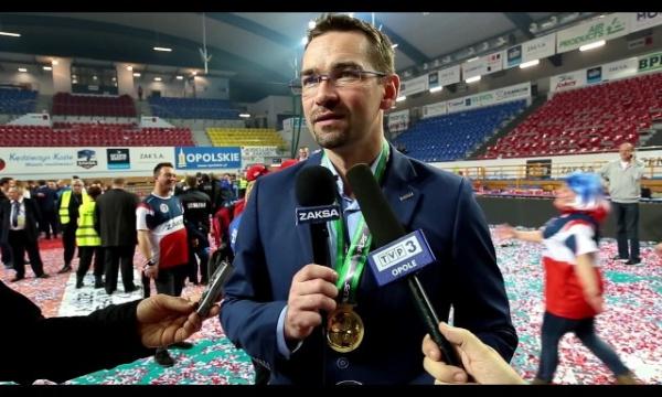 Sebastian Świderski o Mistrzostwie Polski