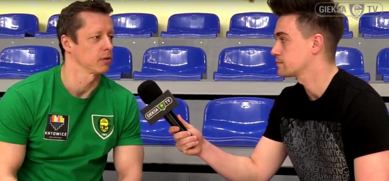 GieKSa nadal trenuje - wywiad z Andrzejem Zahorskim
